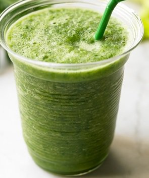 Sweet and Spicy Green Smoothie