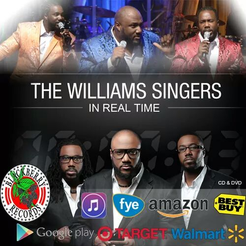 We Welcome Blackberry Recording Artist, The Williams Singers of Indianapolis, IN #Management: The #Malone Project  @WilliamsSingers<br>http://pic.twitter.com/oi6B9Lkfkm