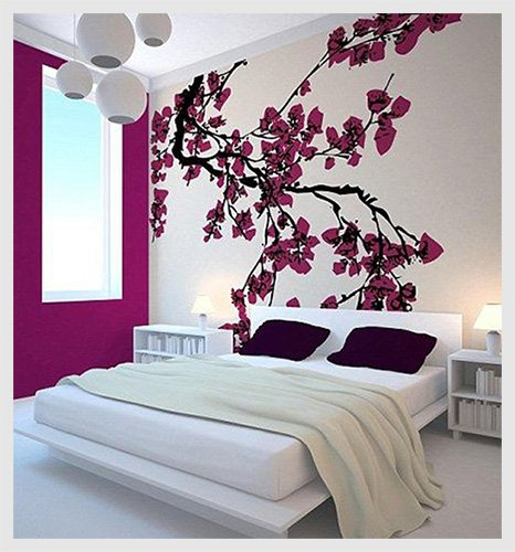 7 Master Bedroom Wall Decal Ideas