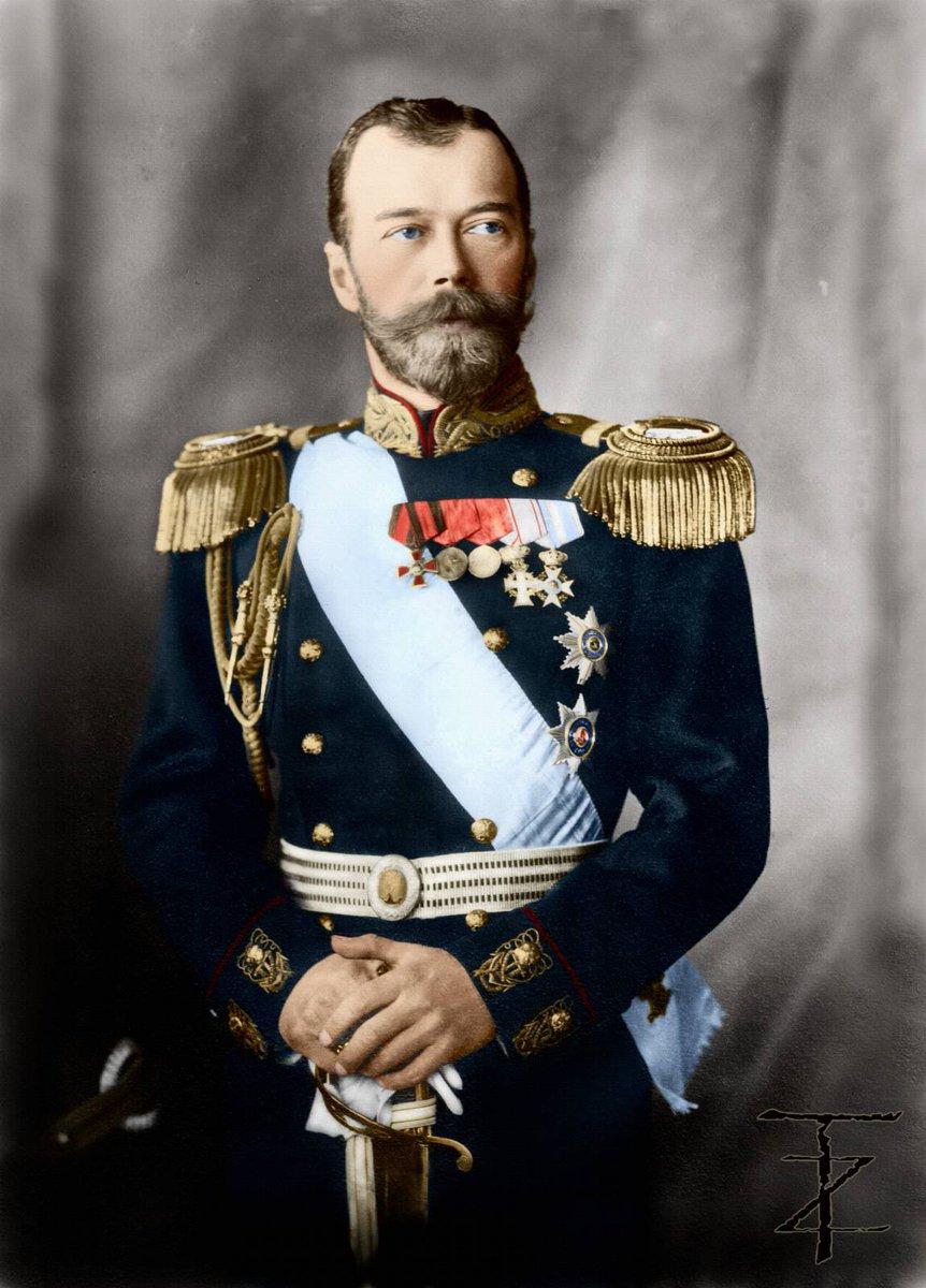 обычного семипрядного цари российской империи фото имеют большой срок