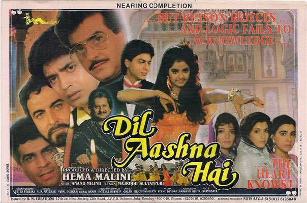 Image result for dil aashna hai