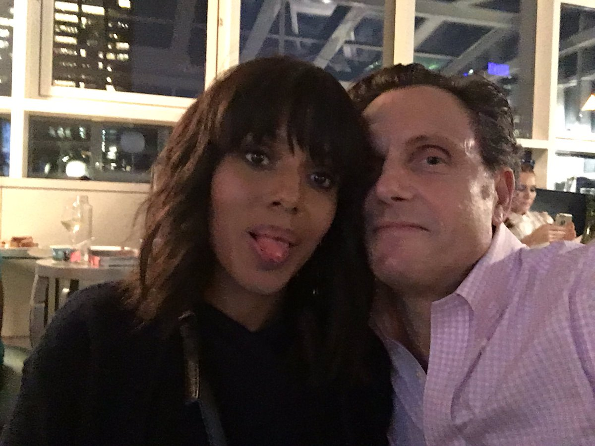 Selfie Kerry Washington
