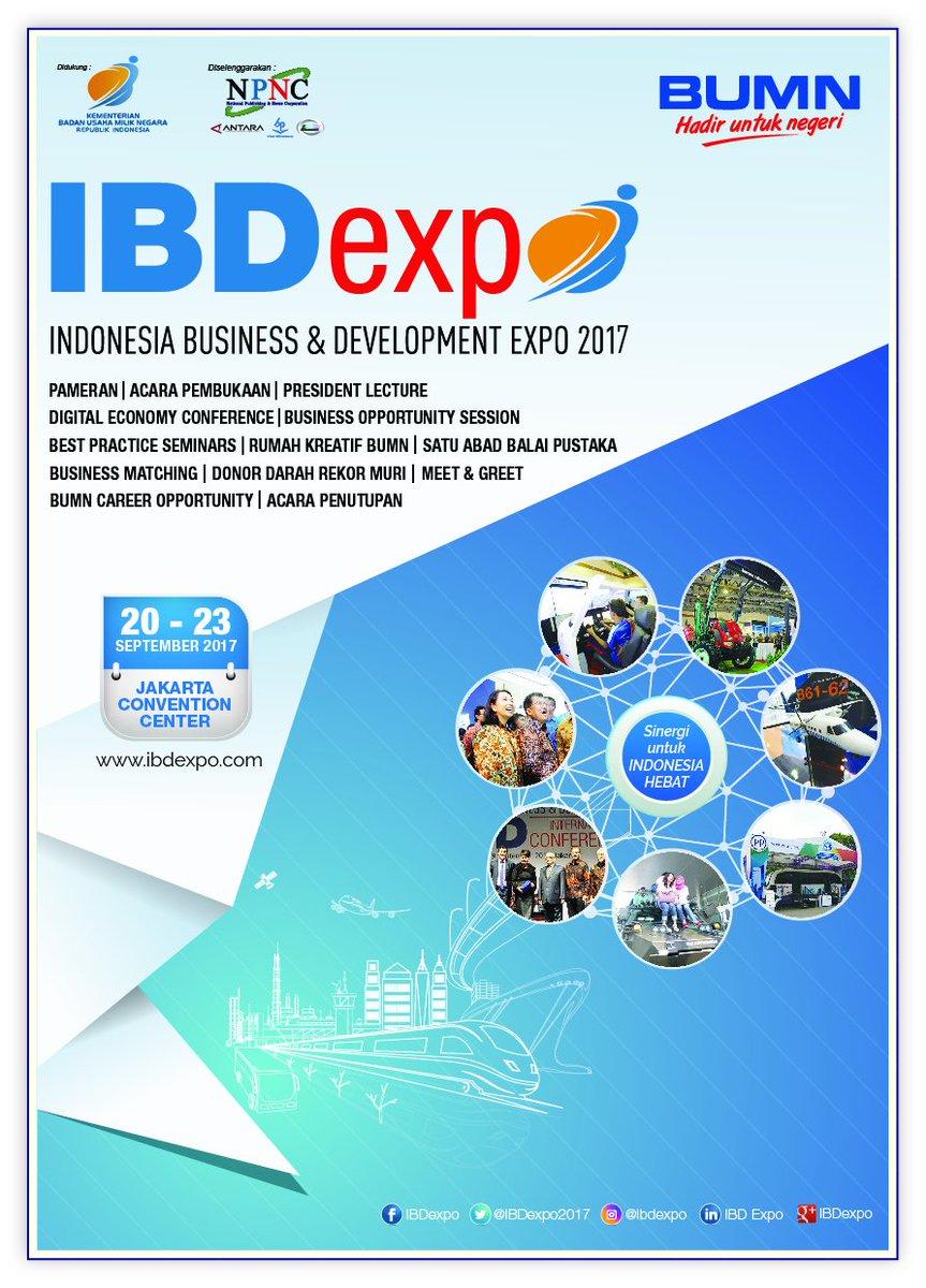 IBD EXPO 2017