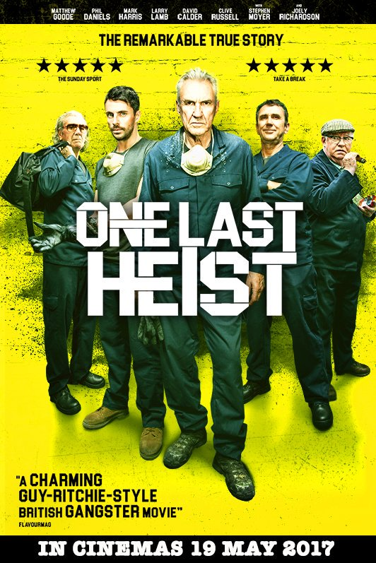 Preview Film One Last Heist 2017 Edwin Dianto New Kid On The Blog