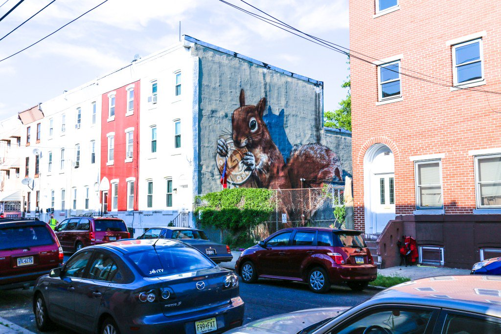 New Mural of A Squirrel Eating a SEPTA Token is Literally the Best Thing Ever https://t.co/t8yz6rkMTy https://t.co/HQ1YBTD1pC