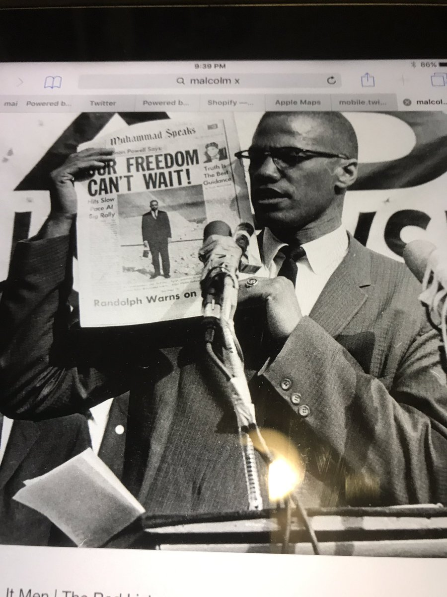 #Malcolm X. May 19 is Malcolm X. Day. Let us celebrate the life and legacy of Brother Malcolm X. We thank you for your contribution. <br>http://pic.twitter.com/PcKc0QK53d