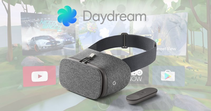 Google Daydream Getting VR Web Browser