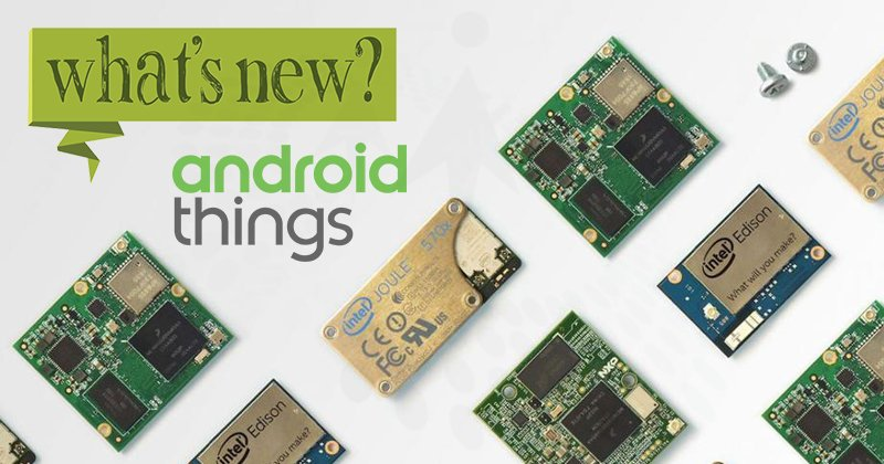 What Is New In Google IoT Platform