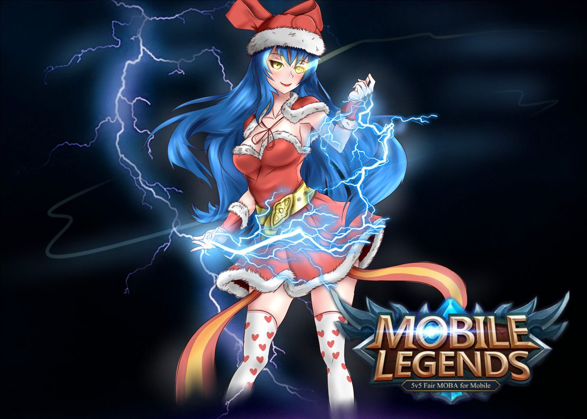 mobile legends on twitter the lightning shall bring victory