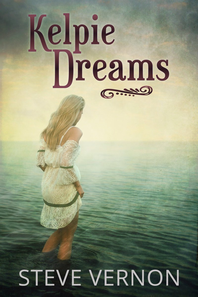 KELPIE DREAMS - only #99cents on  http:// Amazon.com  &nbsp;   or #free on Kindle Unlimited  https://www. amazon.com/dp/B01CYNM152  &nbsp;   #fridayreads <br>http://pic.twitter.com/wwVgxk4PWD