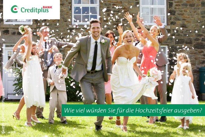 Hochzeits-#Umfrage 2017: 36 % der Befragten würden über 5000 Euro für ihre Hochzeit ausgeben. https://t.co/ngTc7EDP1g