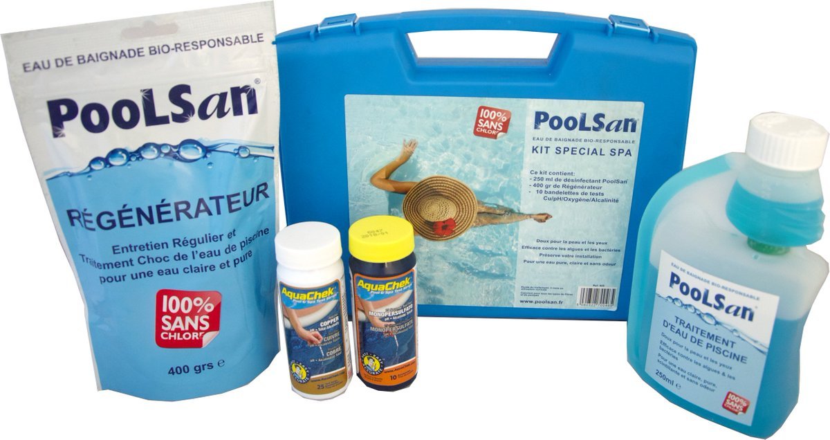 Poolsan, 0 chlorine, 0 smell, 100% relaxing ! Adopt Poolsan for your spa !  http:// bit.ly/2qYQljd  &nbsp;   #piscine #spa #pool #nochlorine #Poolsan<br>http://pic.twitter.com/FbdSyPYtoh