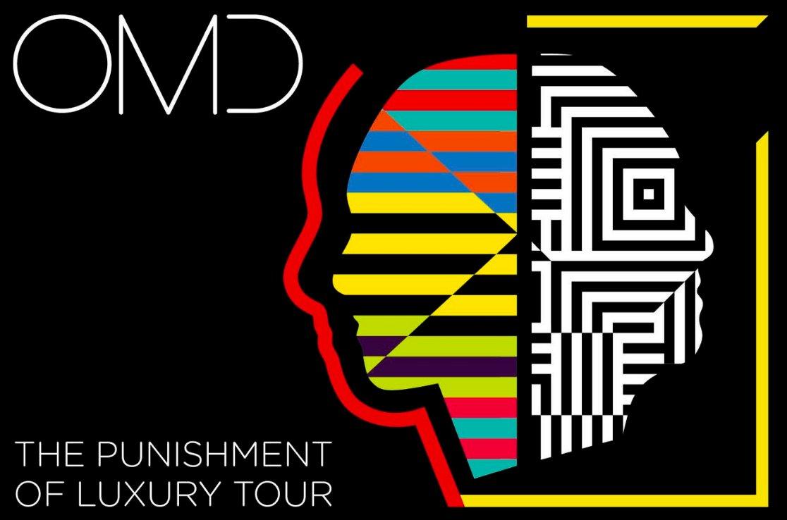 Omd Punishment Of Luxury Tour