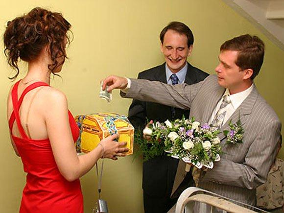 Сценарий выкупа невесты скачать