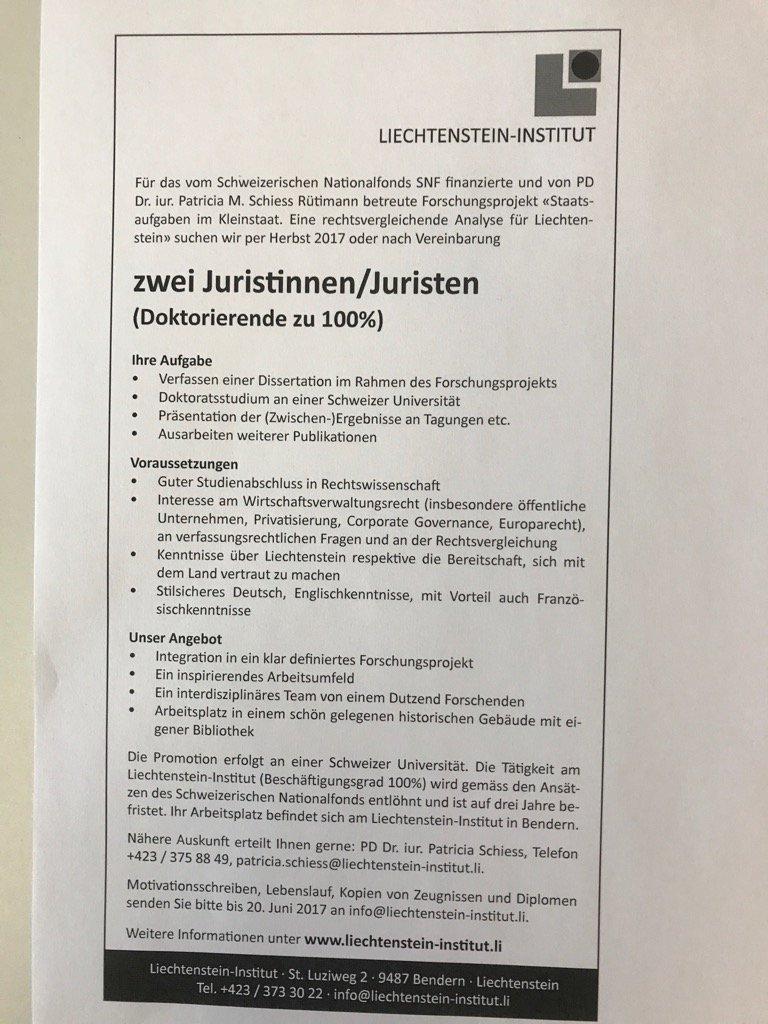 Peter Bußjäger on Twitter: \