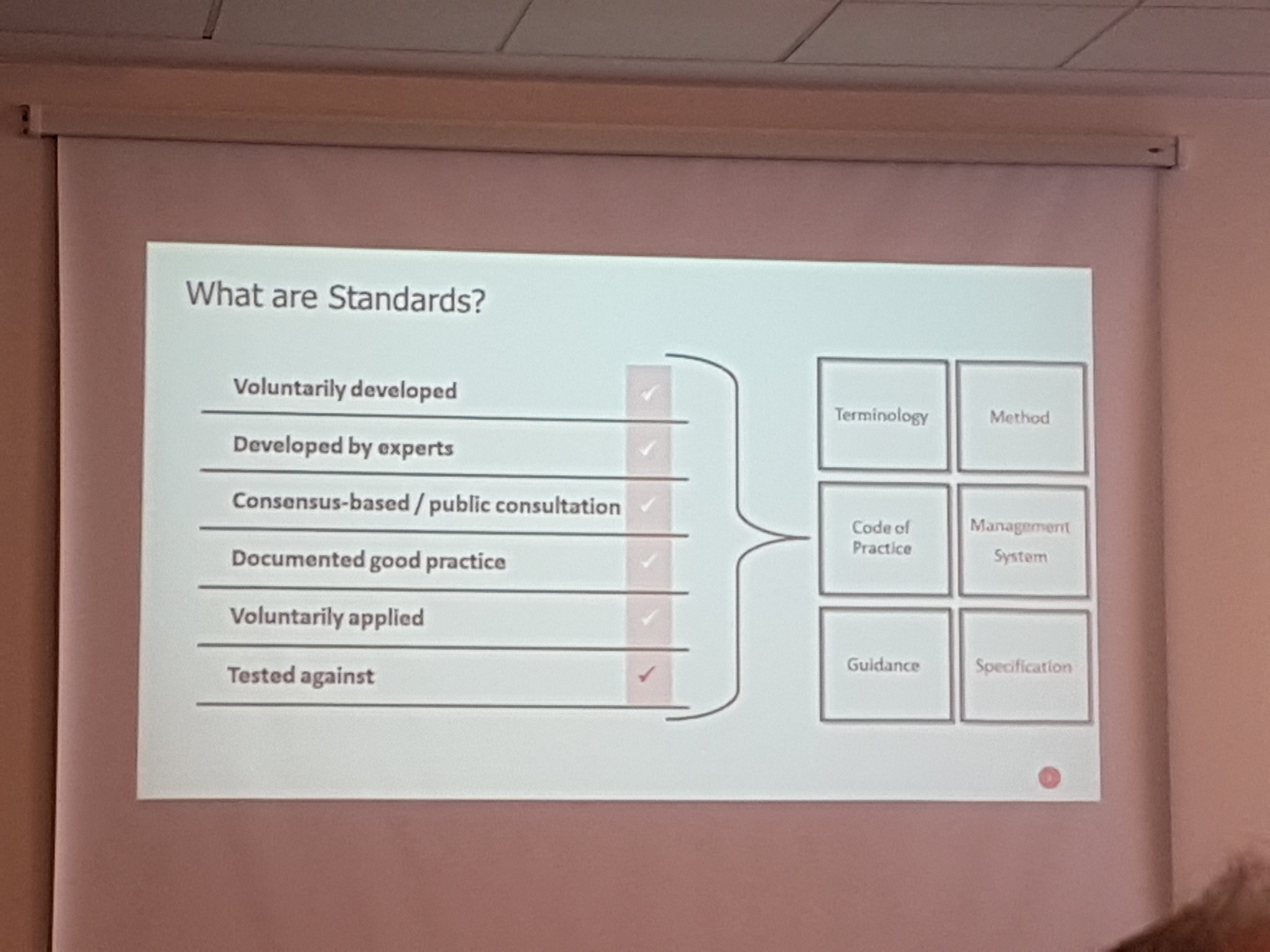 Nice definition of standards from BSI  at #DSFC17 https://t.co/pjsE5gXrho