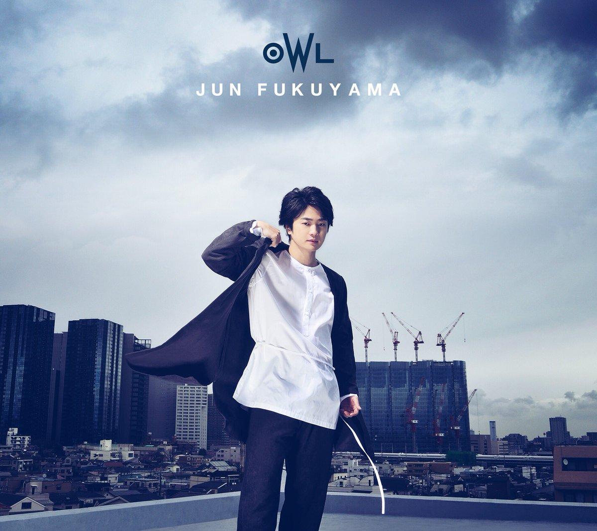 【ジャケット写真公開!】6月21日発売のニューアルバム「OWL」のジャケット写真が公開されました! 加えましてアイコンも新アー写に変更となりました! #OWL