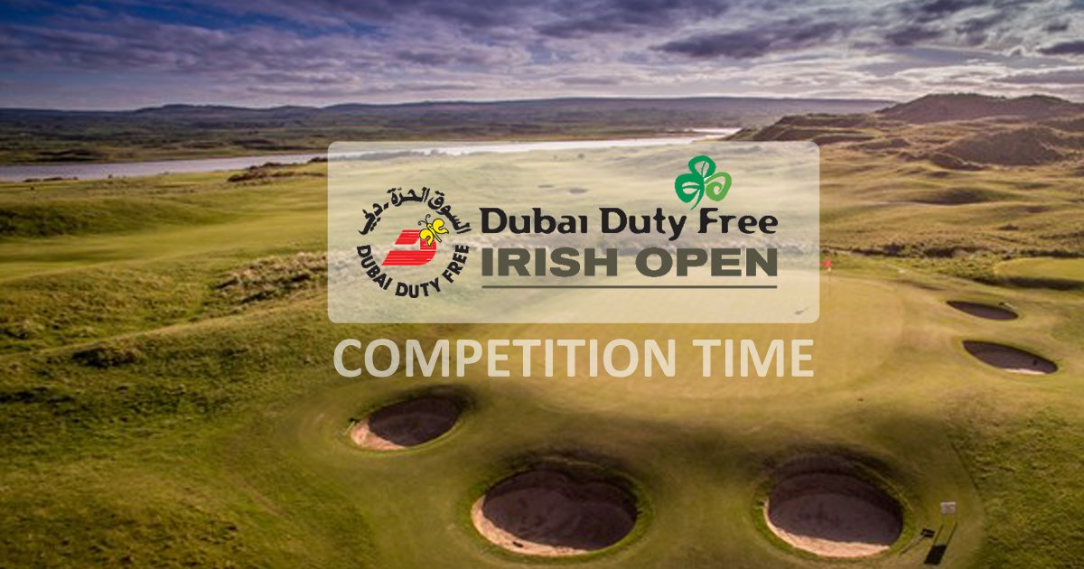 test Twitter Media - Final Chance To Enter Our COMPETITION !!  2 x Tickets To The IRISH OPEN 2017   https://t.co/ZUJcDcD8Uy https://t.co/zp5W5jIcB8