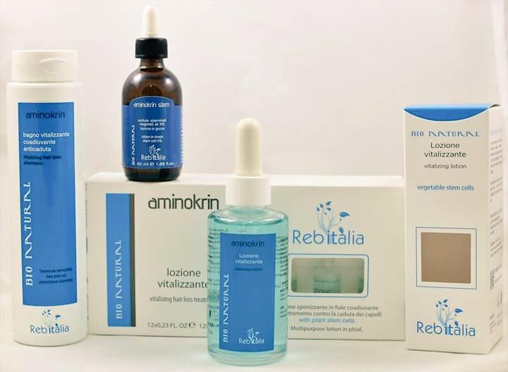 Rebitalia Cosmetici capelli - THRICOLOGY SOLUTIOS L'antietà alle cellule staminali vegetali per capelli deboli tendenti alla caduta. pic.twitter.com/ztChEHRVlS