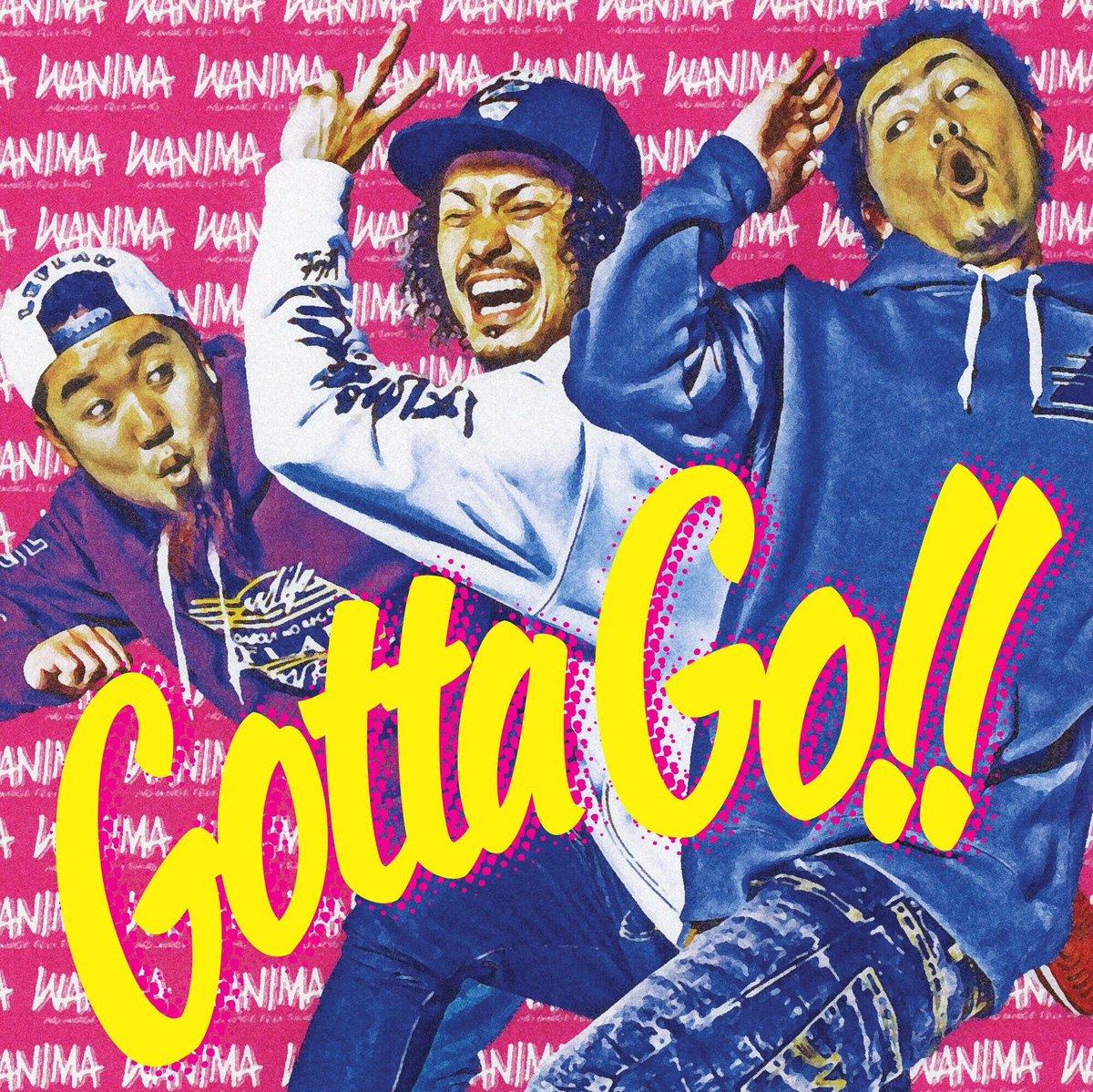 【ミュージックステーション】  本日20時‼︎  テレビ朝日系  「MUSIC STATION」  にて3rdシングルGotta Go‼︎から「CHARM」を唄わせて頂きます‼︎  よろしくお願い致します‼︎  #WANIMA #Mステ