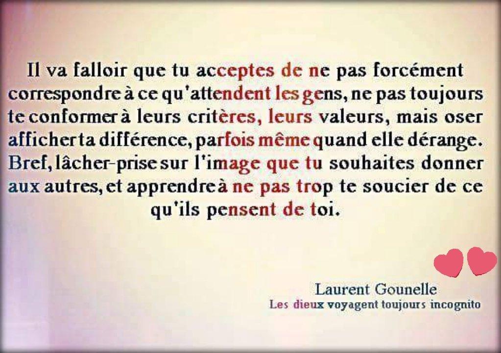 Oser afficher sa différence #ConfianceEnSoi  #VendrediLecture  #LacherPrise  Enjoy!  #ligue_des_optimistes  #EQ , votre avis? #FFpic.twitter.com/l6GQaQMb6b