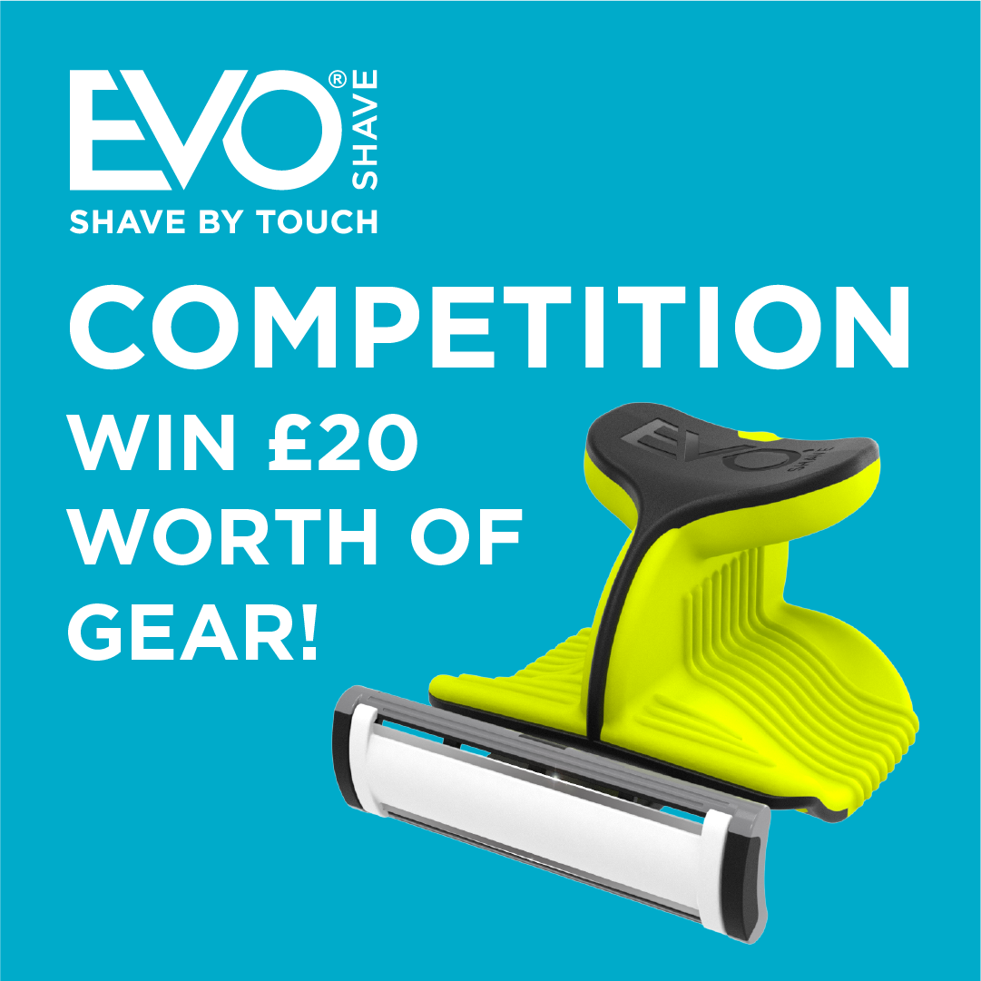 Bring on the #Friyay Fun! #Win £20 worth of FREE EvoShave gear. Just RT and Follow. Extra entry by following EvoShave on Instagram, RT<br>http://pic.twitter.com/53pRUauxgX