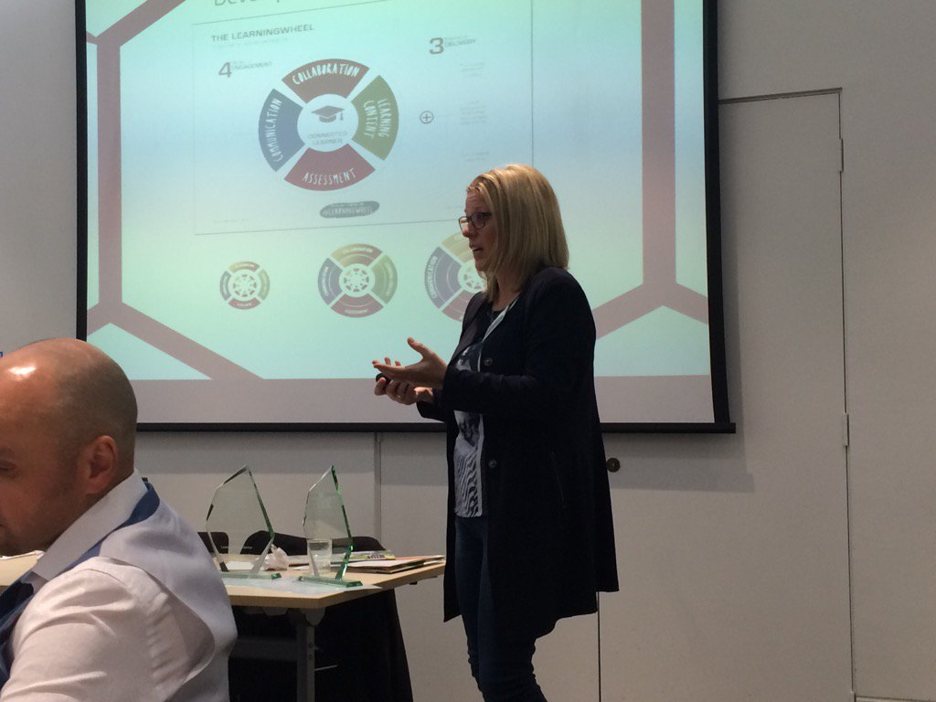 Developing digital literacy with the  @learningwheel from @DebKellsey at #CoLRiCRS #edtech @DigiLearnSCC https://t.co/NYz1eHEL0H