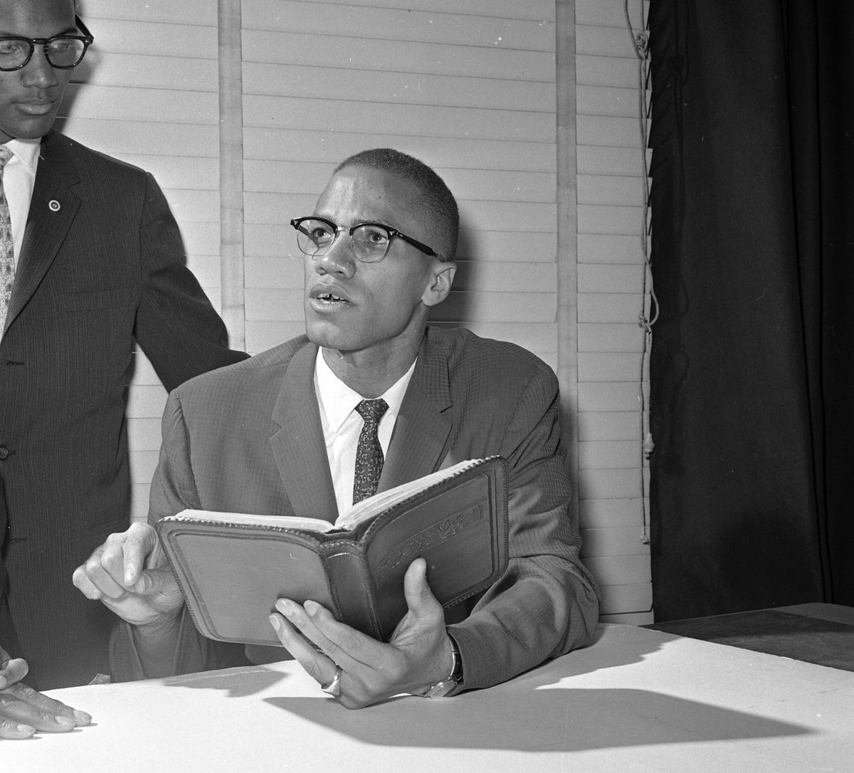malcolm x essay conclusion Free essays from bartleby | chris dennis critical analysis of communication malcolm x's effectiveness as a speaker should not be in question the context in.