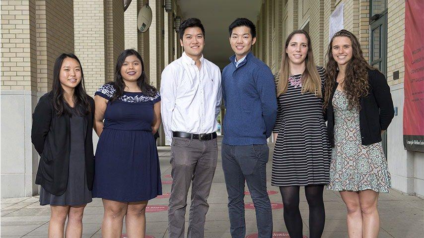 Six @CarnegieMellon Students Receive #Fulbright Awards To Study Abroad. https://t.co/BVYFCSm7TT https://t.co/9izrzD8Mg6