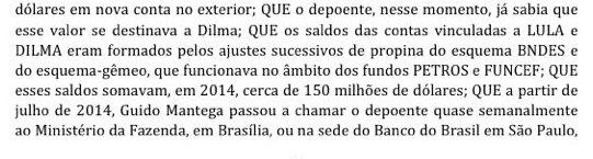 EXCLUSIVO: A CONTA DE LULA E DILMA COM 150 MILHÕES DO BNDES, PETROS E FUNCEF > https://t.co/Gb5yqb1sjL