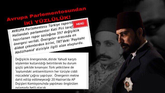 2- #Payitaht Osmanlı'yı parçalamaya çaba...