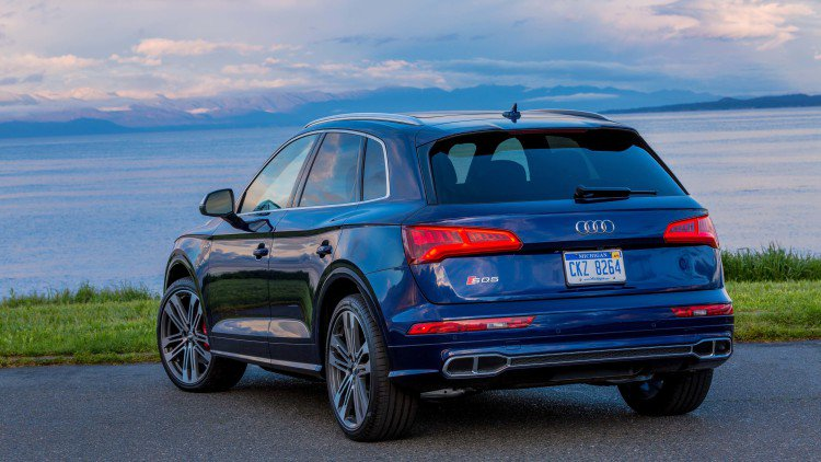 We test drive the 2018 @Audi SQ5. Our complete review: