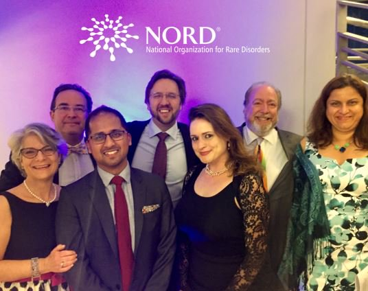 Team Amicus was a proud sponsor of the 2017 #NORD #RareImpact Awards - many thanks to @RareDiseases!<br>http://pic.twitter.com/PDVO2YW8Q9