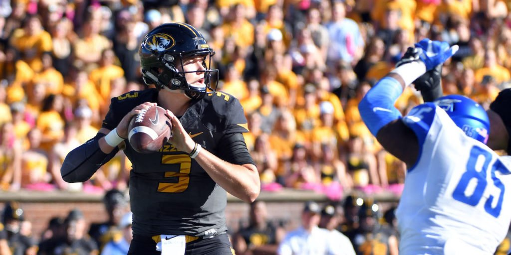 Does Missouri really have the best offense in the SEC East? Yes. And here's why https://t.co/GWZfTCc30F https://t.co/aIhBIGdYGD