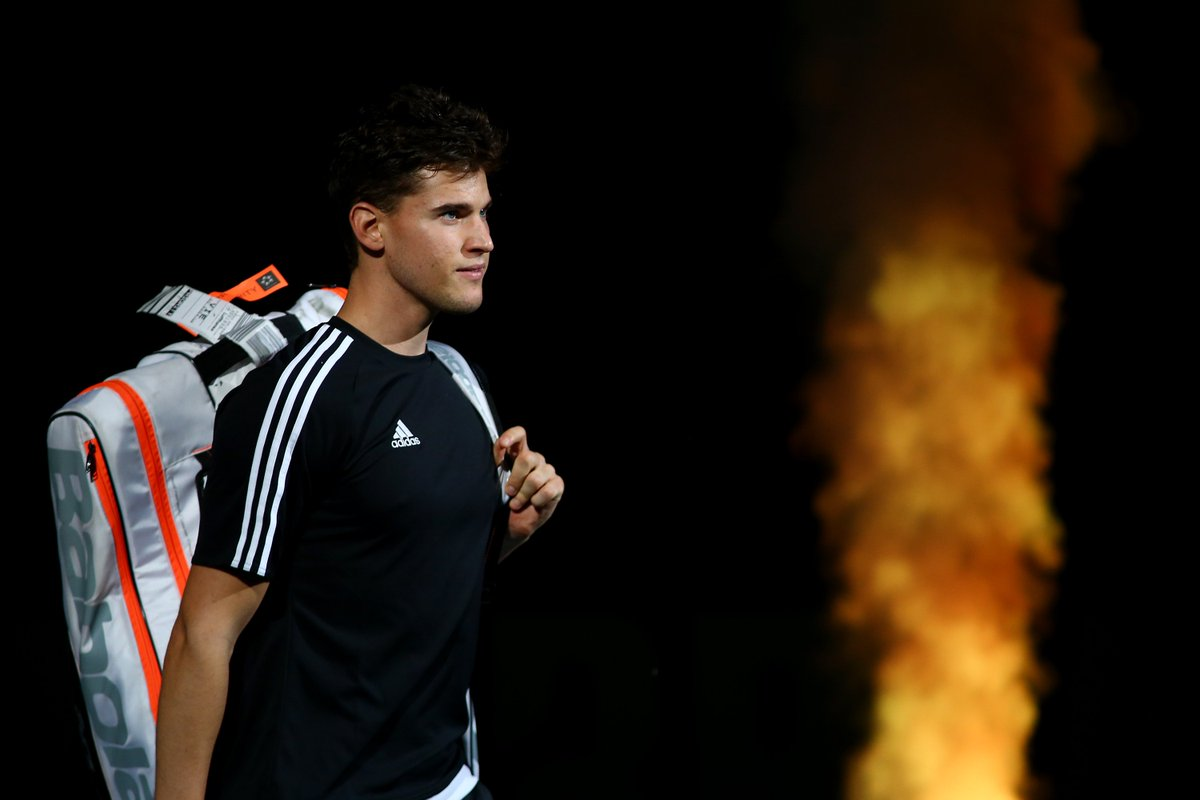 Got to be one of the greatest wins of his career. Certainly up there with #TB10Vienna!  #Thiem <br>http://pic.twitter.com/pRXzQxtbBW