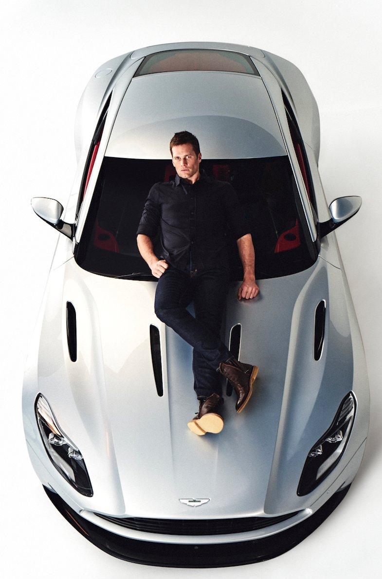 Aston Martin TB Can I Have Please Patriots Planet New - Aston martin new england