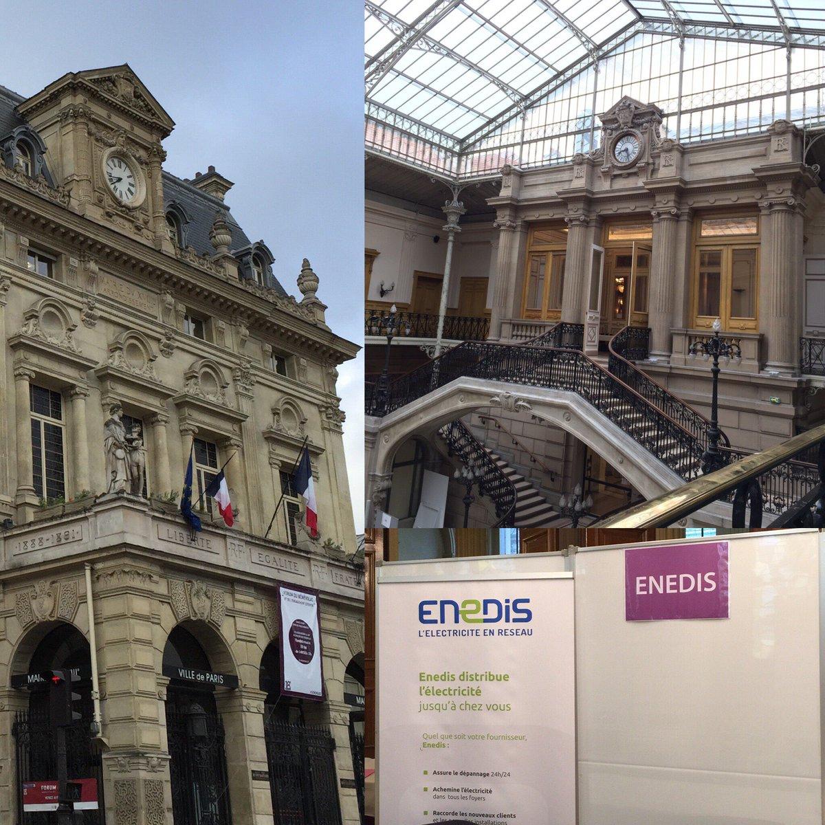 #mairie18paris @enedis_paris présent au Forum de l'emploi avec #poleemploipic.twitter.com/qsubz2bS7M