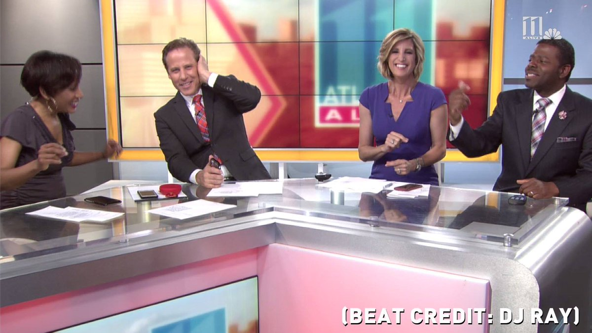 RT @CherylPreheim  Want to smile? You have to watch @chesley11alive #Freestyle &quot;Llama Llama&quot; #AtlantaAlive  http:// on.11alive.com/2q04GYF  &nbsp;  <br>http://pic.twitter.com/exZagmeaGs