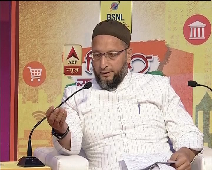 =If Modi government is so concerned about Muslim women then they should be given 60% reservation in various sectors: Owaisi
