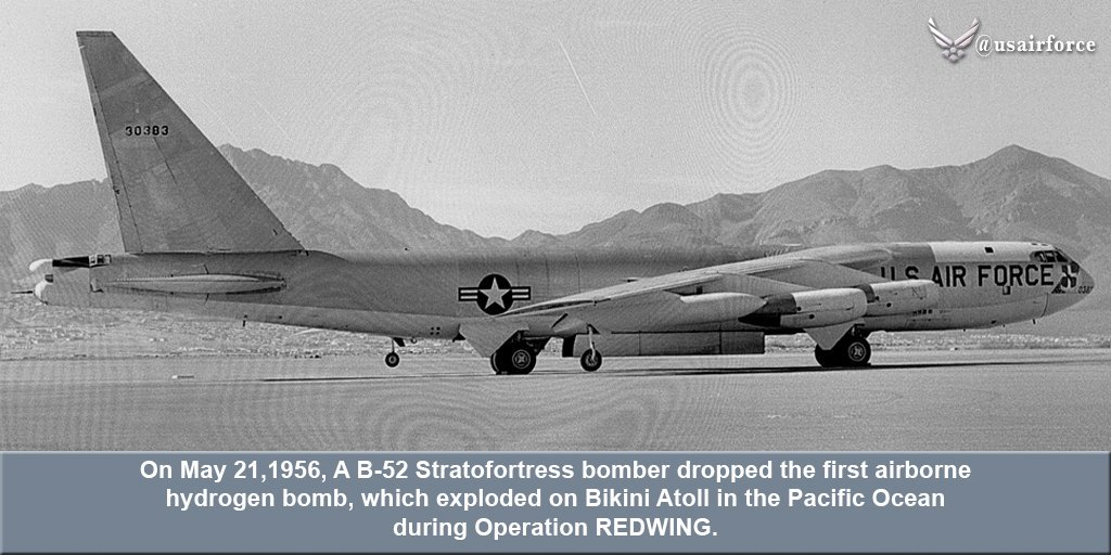 On this day in #AirForce #History https://t.co/FooIEdjUt8