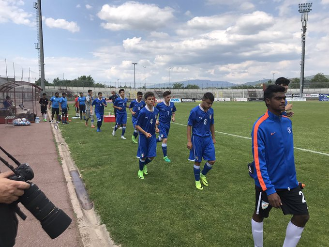 Did India's FIFA U-17 World Cup team really beat Italy? Here's the truth