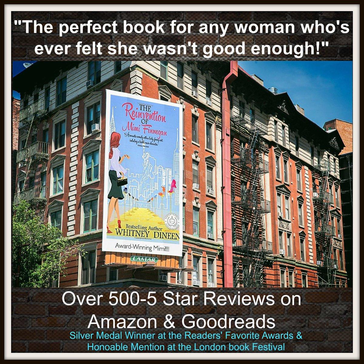 &quot;Move over Bridget Jones!&quot;@ReadersFavorite 5-stars  http:// amzn.to/2rlB7EG  &nbsp;    #mustread #bestread #fridayreads #FridayMotivation #ChickLitMay<br>http://pic.twitter.com/Pr9gVToDRv