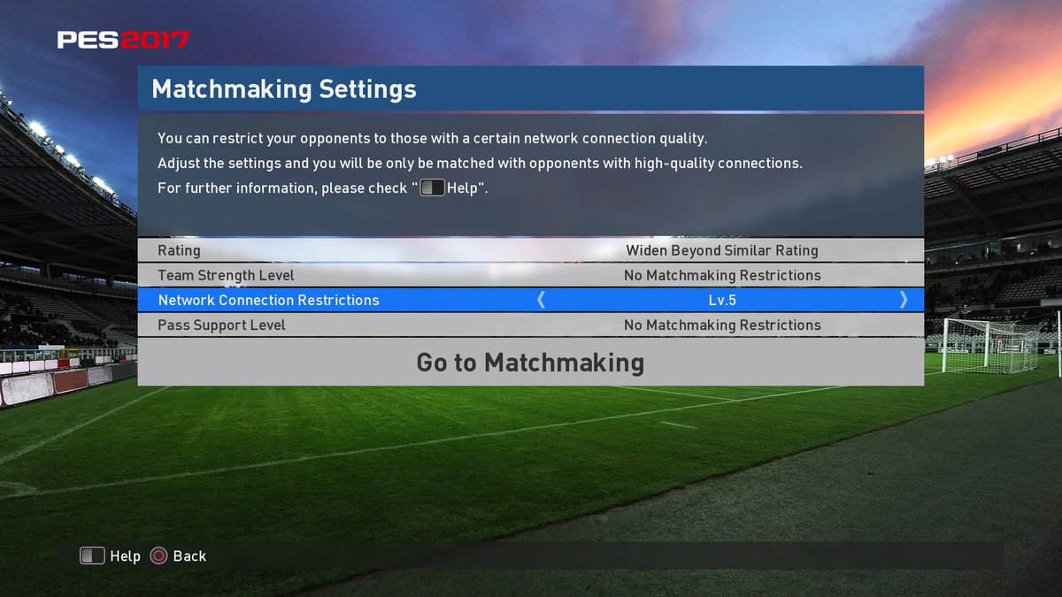 myclub do matchmakingu