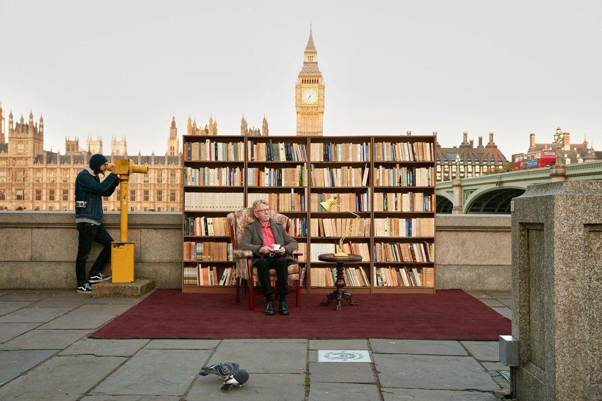 Elle est où votre bibliothèque idéale ? #VendrediLecture Photo Justin Bettman. pic.twitter.com/FFbm0IRMQu