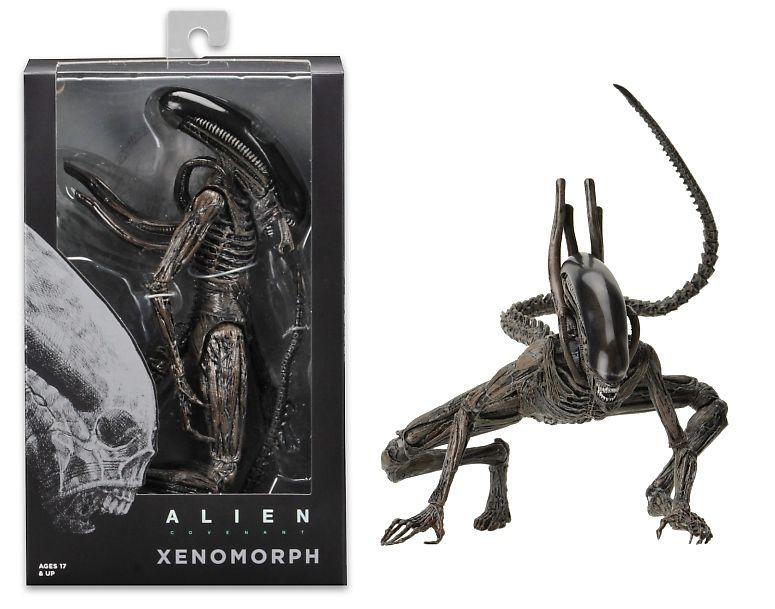 SPOILER ALERT! @NECA_TOYS #AlienCovenant  Product Line Revealed!  http:// buff.ly/2pSsmSR  &nbsp;   #Neomorph #Xenomorph<br>http://pic.twitter.com/o8ZGZXvcv5