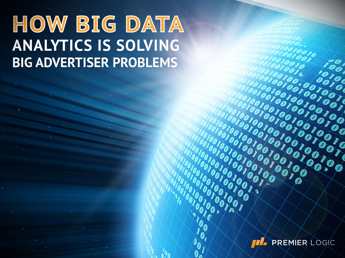 How Big Data Analytics Is Solving Big Advertiser Problems