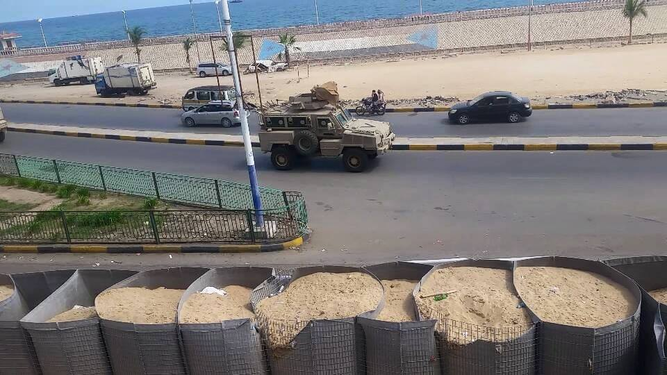 Arrival of a Sudanese force of 1200 soldiers in Mukalla. A total of 5000 are due to arrive. Hadramout, South Yemen