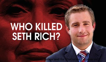 #WikiLeaks informer Seth Rich murdered in US but 🇬🇧 MSM was so busy accusing Russian hackers to take notice.