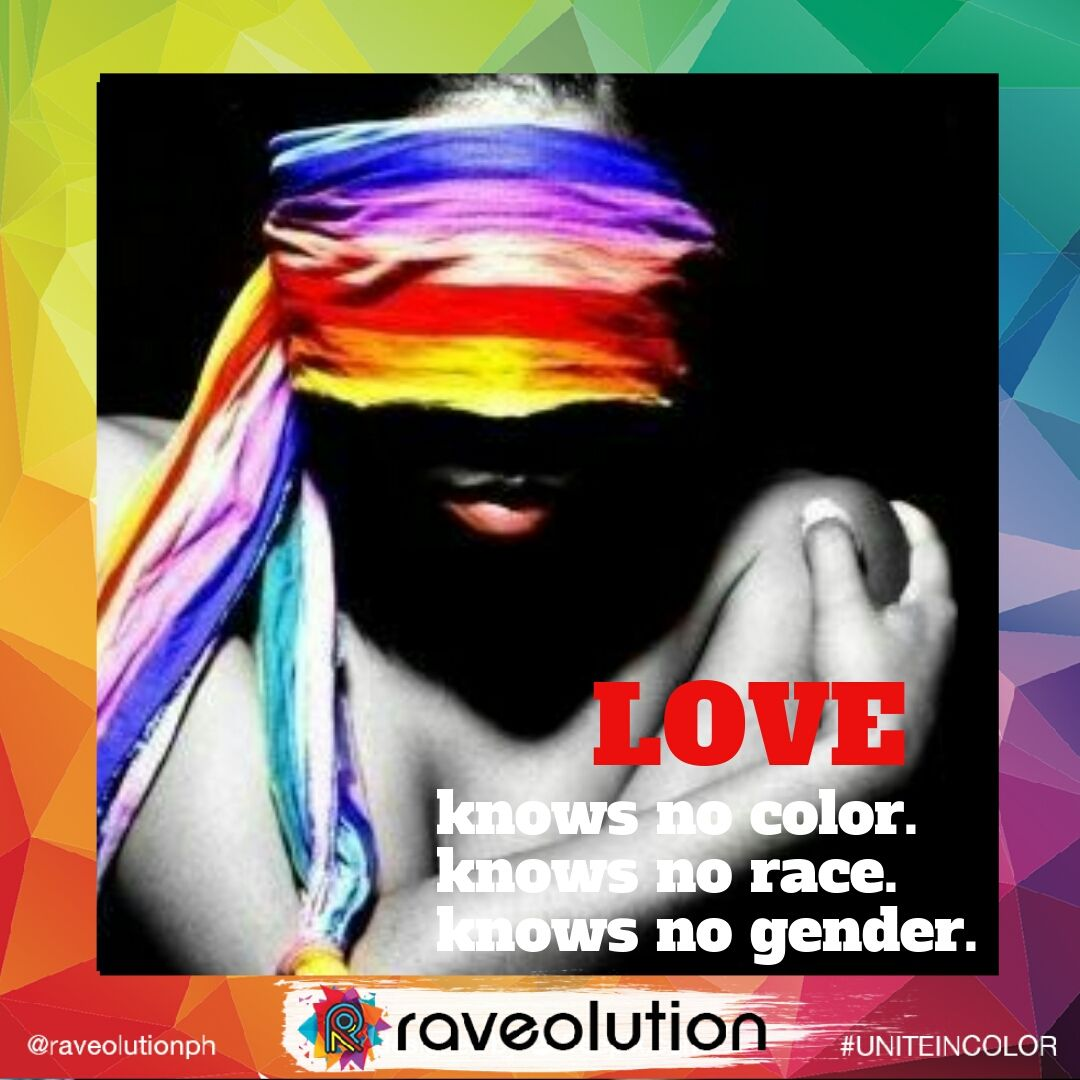 Freedom Friday: Transcend. ��������  #UniteInColor #LiveColorLoveMusic #RaveolutionPH https://t.co/OSXTMInWUn