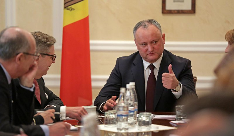 Dodon wants to change the constitutional form of government